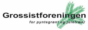 Grossistforeningen for pyntegrønt og juletræer Logo